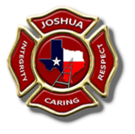 City of Joshua Texas Fire Department Logo